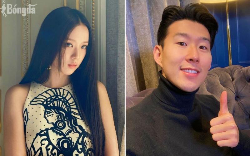 Son Heung-min vướng tin đồn hẹn hò với Jisoo của Blackpink