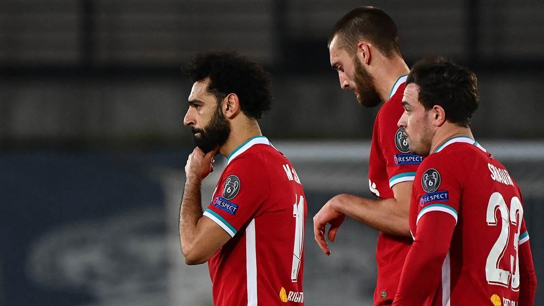 Man City chiến thắng, Liverpool bị đánh bại tại Champions League