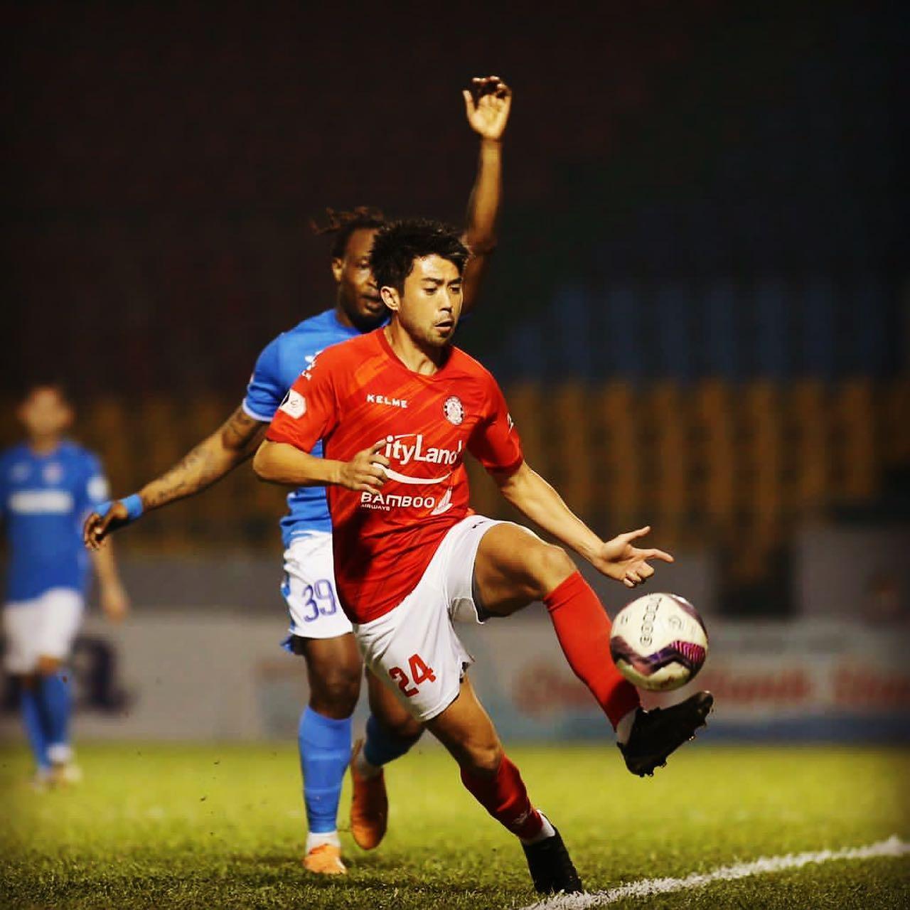 HLV Polking muốn biến Lee Nguyễn thành Bruno Fernandes của CLB TP.HCM