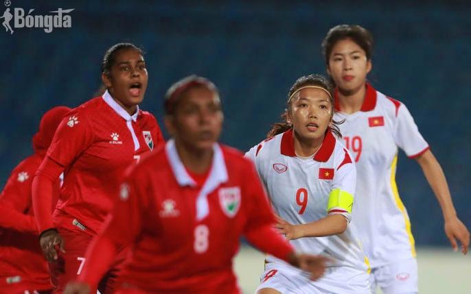 Vòng loại Asian Cup 2022: ĐT Việt Nam phô diễn sức mạnh trước Maldives