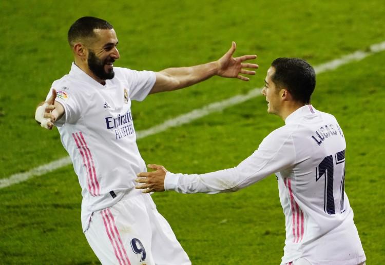 Benzema sẽ quay lại trong trận đụng độ với Atletico Madrid