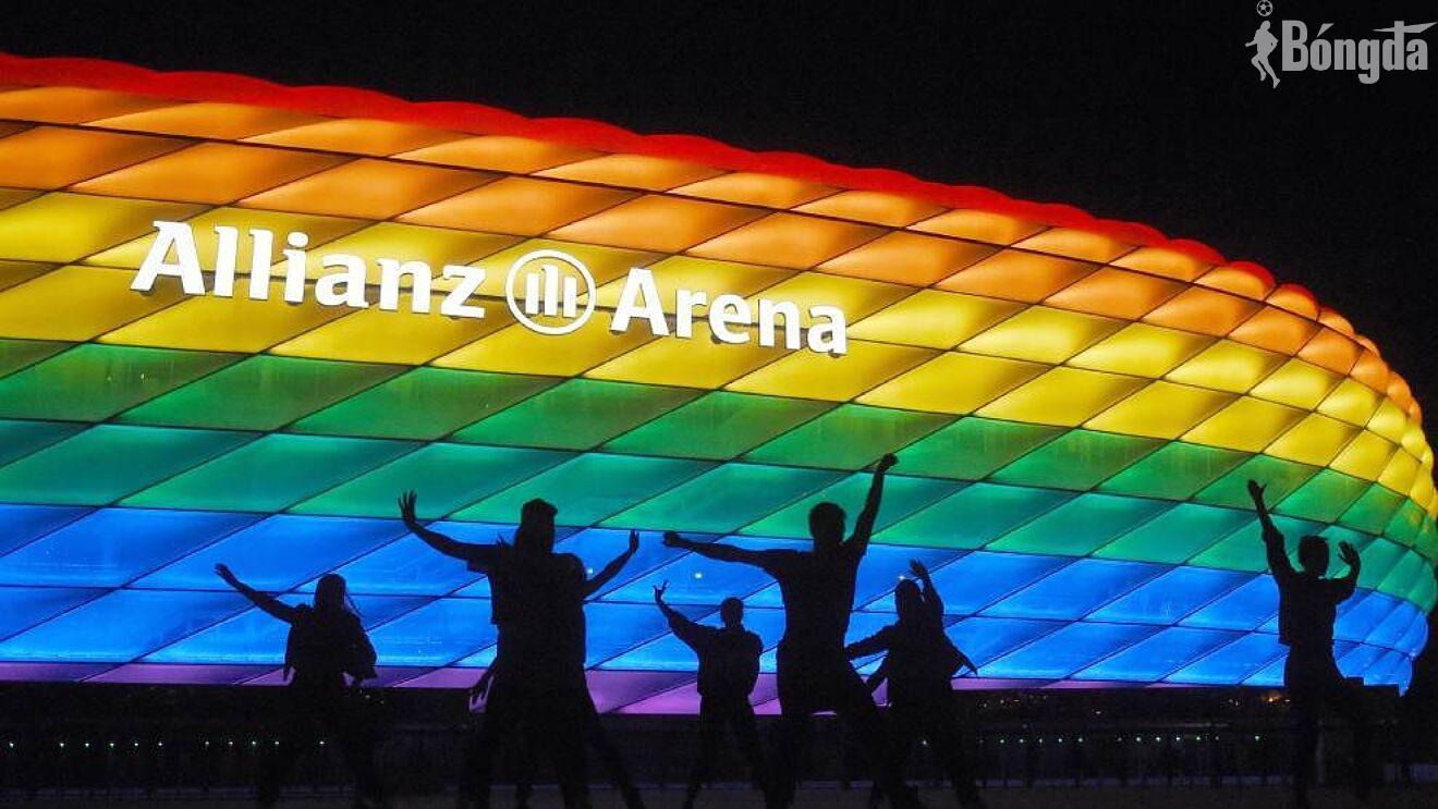 UEFA bị nghi ngờ kỳ thị người đồng tính