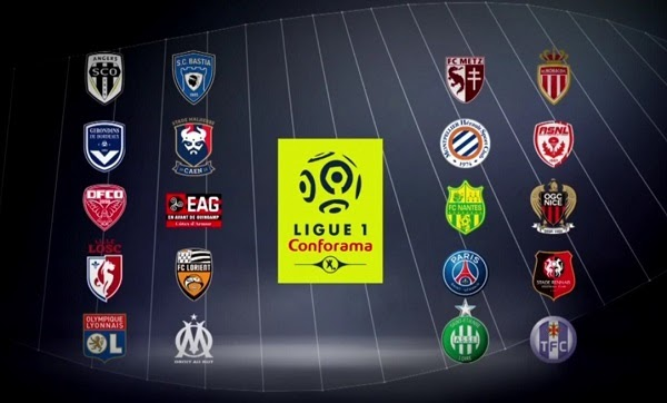 Bảng xếp hạng Ligue 1 2020/21
