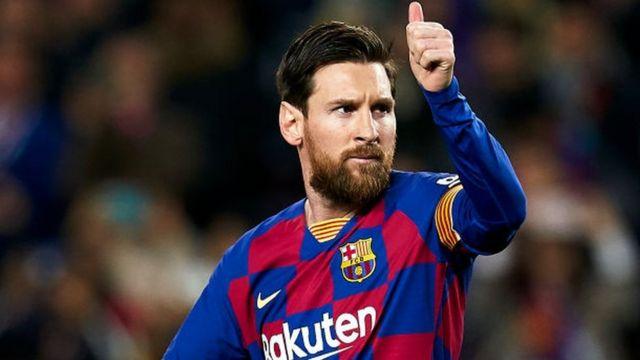 Hợp đồng cực khủng và điều khoản lạ nếu Messi cập bến Man City