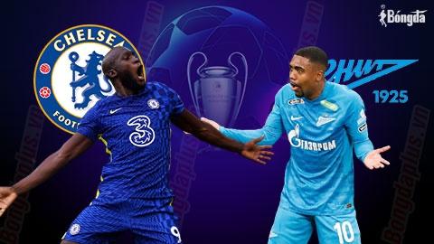 Nhận định Chelsea vs Zenit 15/9: Hành trình tìm lại ngai vàng