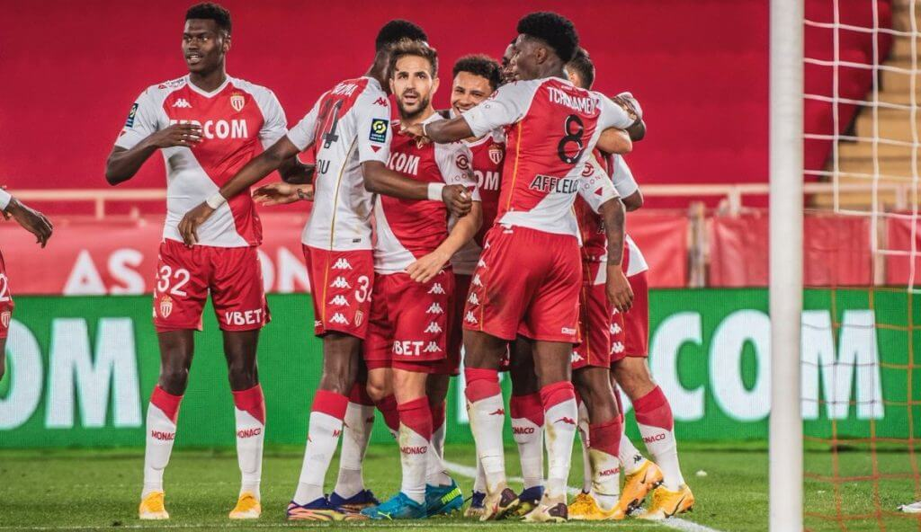 Fabregas giúp Monaco giành chiến thắng đánh bại PSG