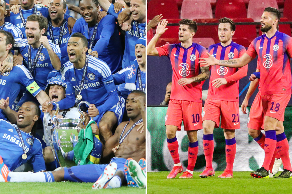 Lý do Chelsea không thể vô địch Champions League
