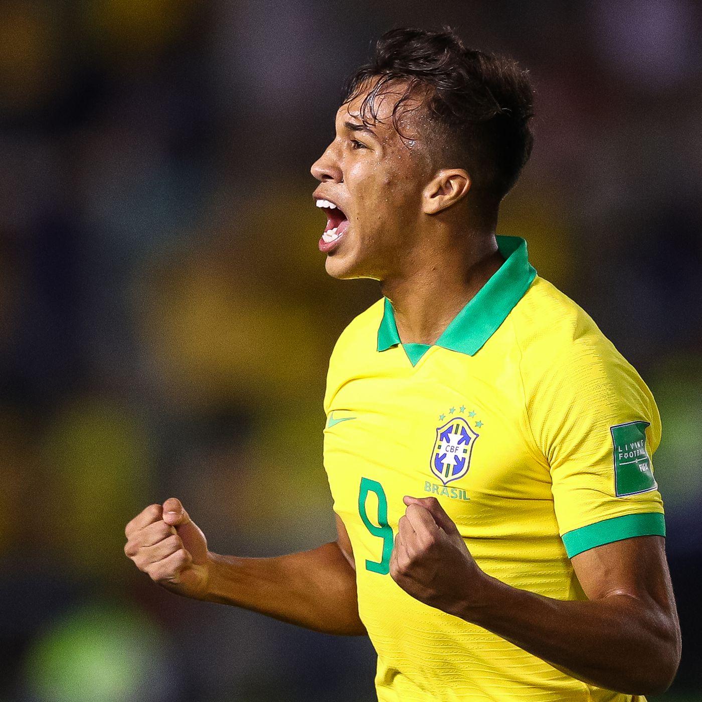 Kaio Jorge: tiểu Firmino của bóng đá Brazil