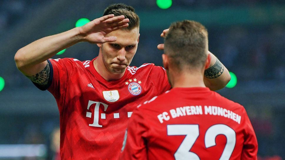 """Cập nhật tình hình chấn thương: Leon Goretzka chờ báo cáo """"rõ ràng"""" về tình trạng chấn thương, trong khi Joshua Kimmich và Niklas Sule trở lại tập luyện cùng Bayern Munich"""