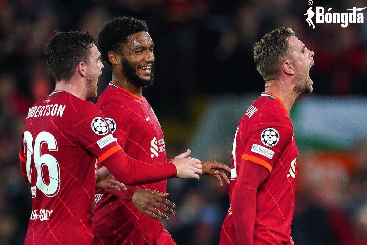 Liverpool 5-1 Porto: Salah, Firmino lập cú đúp, Curtis Jone toả sáng
