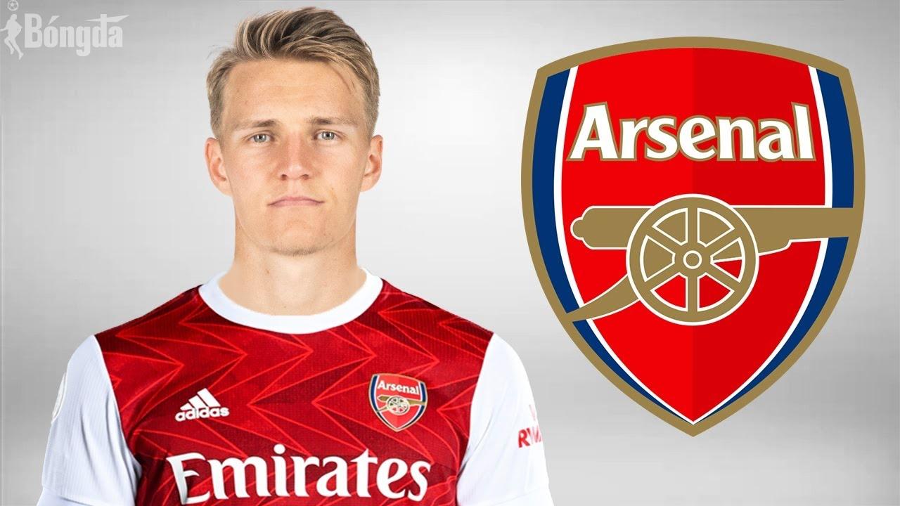 Sau Varane, Real Madrid chốt giá bán khủng Odegaard cho Arsenal
