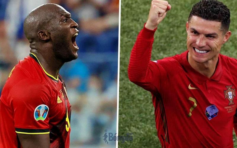 Vua phá lưới Premier League 2021/22: Ronaldo hay Lukaku?