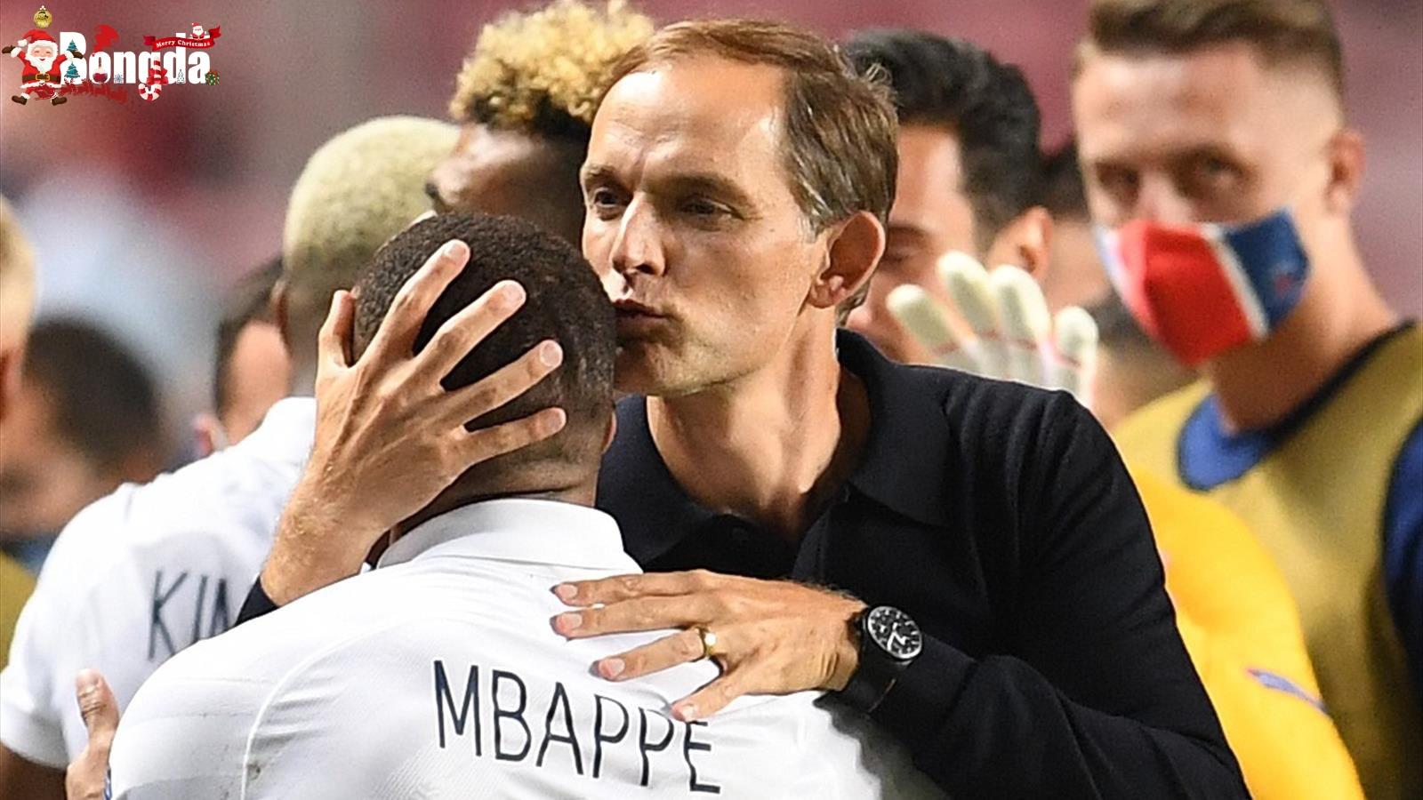 HLV Tuchel cho rằng thật khó để làm hài lòng Neymar và Mbappe tại PSG