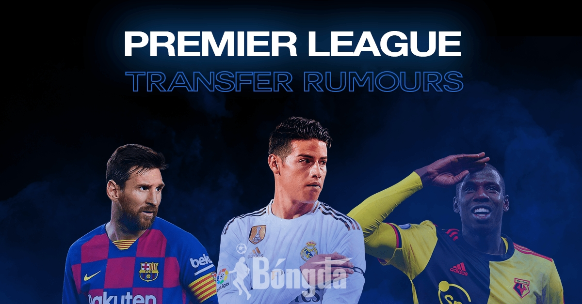 Chuyển nhượng Premier League mới nhất: Man City chèo kéo Harry Kane, Tottenham nóng mặt