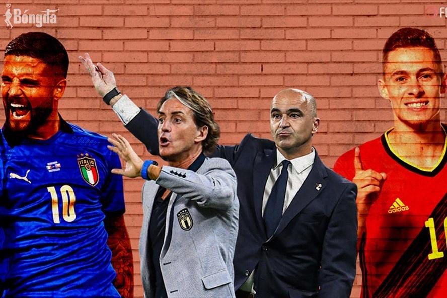 Lịch thi đấu tứ kết Euro 2020: Anh hào đại chiến