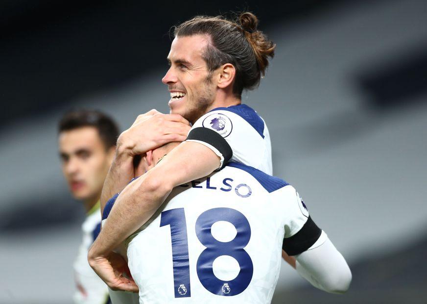 Siêu dự bị Bale giúp Spurs vươn lên Top 2