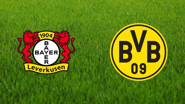 Cuộc chiến giữa 2 đội bóng top đầu BXH Bundesliga Dortmund vs Leverkusen
