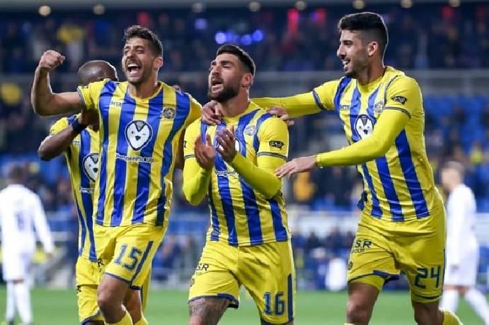 Maccabi Tel Aviv sẽ làm nên kì tích?