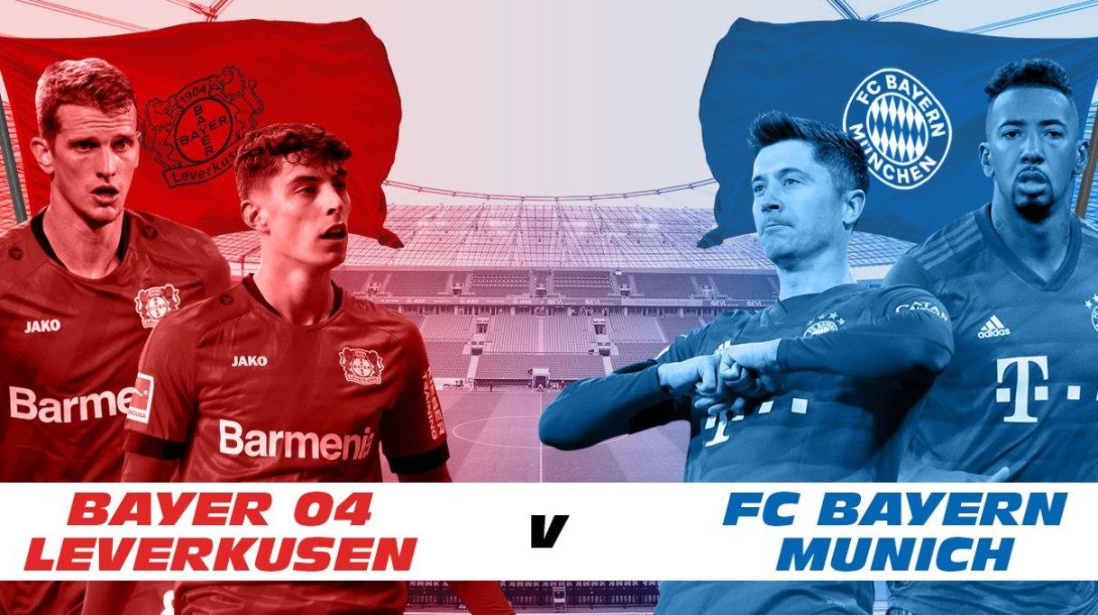 Nhận định bóng đá Bundesliga: Trận cầu rực lửa Bayern Munich vs Bayer Leverkusen - 00:30 ngày 20/12/2020