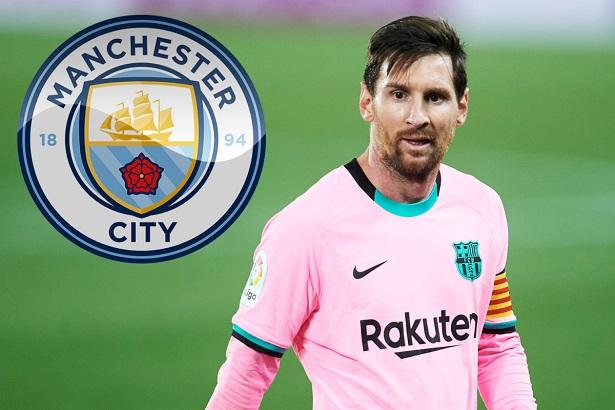 Manchester City kích hoạt đề nghị hấp dẫn để có Messi vào tháng Giêng
