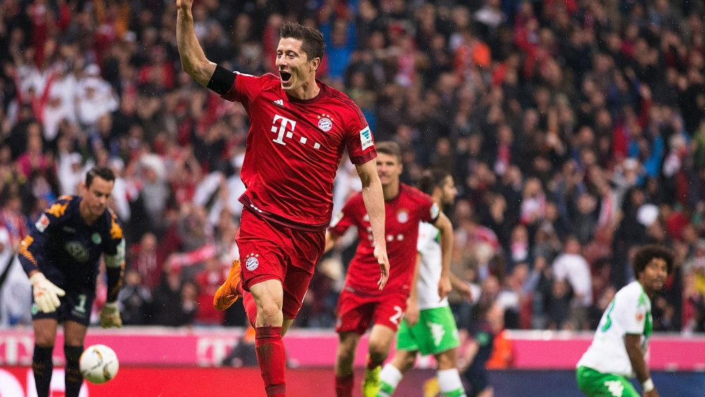 Top 5 Bundesliga và Top 3 cầu thủ ghi nhiều bàn nhất tính đến thời điểm hiện tại