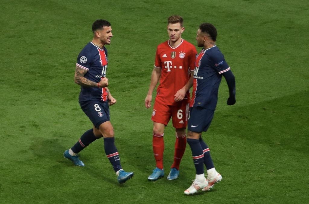 """Neymar giải thích hành động ăn mừng """"trơ trẽn"""" trước mặt Joshua Kimmich"""