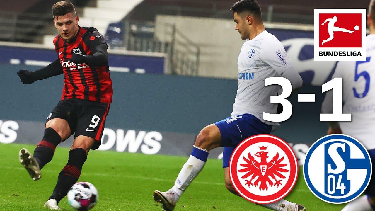 Jovic lập cú đúp ấn định chiến thắng 3-1 cho Frankfurt