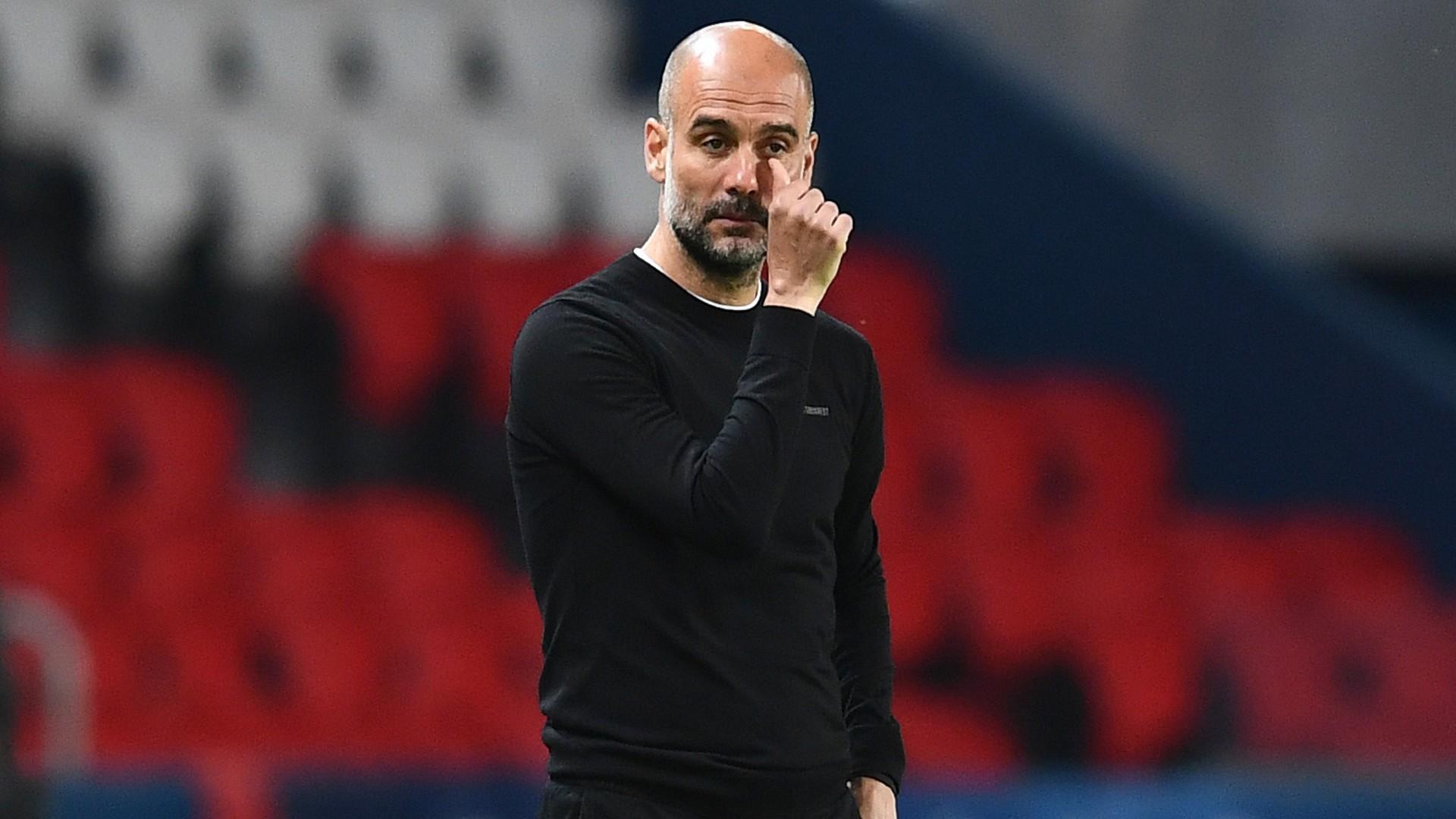 Guardiola nói Man City hãy giữ vững niềm tin sau màn lội ngược dòng ấn tượng trước PSG