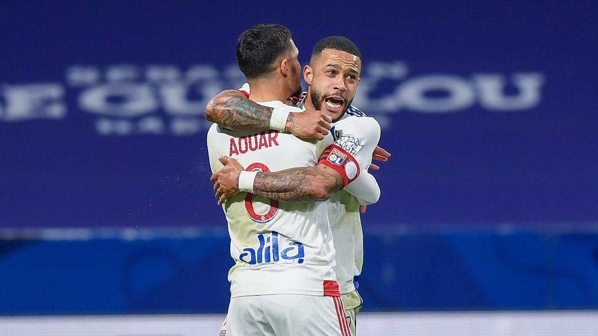 Lyon-Sochaux: kiểm soát trận đấu