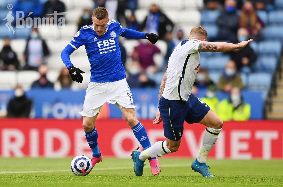 Kết quả Leicester 2-4 Tottenham: Kết cục bi thương, Bầy Cáo nói lời chia tay tấm vé Champions League